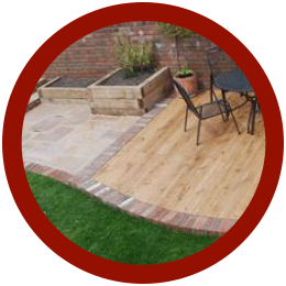 Garden Construction Services Winnersh